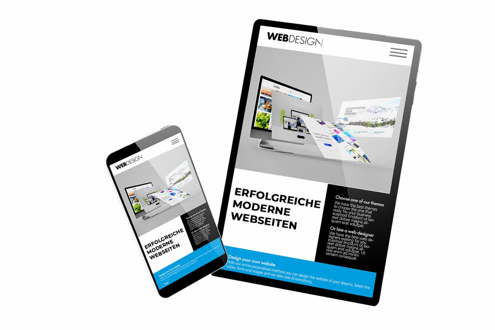 Webdesign Goslar